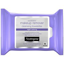 Makeup Remover Cleansing Towelettes - Night Calming by Neutrogena
