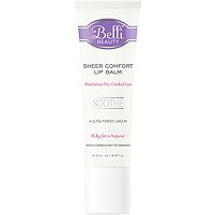 Sheer Comfort Lip Balm by Belli