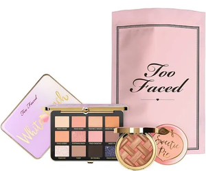 Peach Pie Radiant Makeup Set Bundle by Too Faced