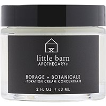 Borage Botanicals Hydration Cream Concentrate by little barn apothecary