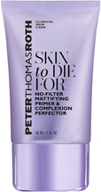 Skin to Die For No- Filter Mattifying Primer & Complexion Perfector by Peter Thomas Roth