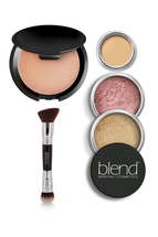 Luminizer Glowing Complexion Kit by Blend Mineral Cosmetics