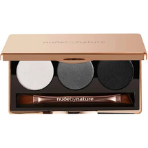 Natural Illusion Eye Shadow Trio - Smoky by Nude by Nature