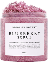 Blueberry Body Scrub by Brooklyn Botany