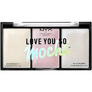 Love You So Mochi Highlighting Palette by NYX Professional Makeup