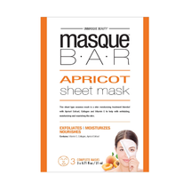 Apricot Sheet Mask by Masque Bar