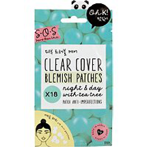Sos Clear Cover Blemish Patches by Oh K!