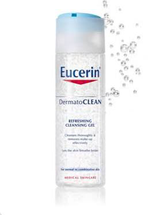 Refreshing Cleansing Gel by eucerin