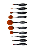 WOW Artist 10-Piece Brush Set by Blend Mineral Cosmetics