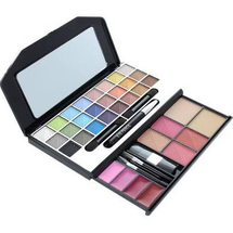 Complete Makeover Kit With Brushes Eye Pencil And Mirror by eta