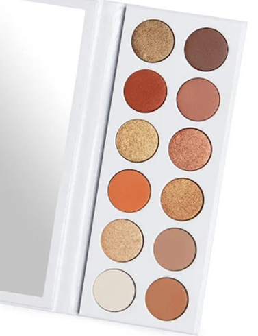 Kyshadow - The Bronze Extended Palette by Kylie Cosmetics #2