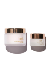 Aglow Cleansing Butter Duo by Lilah B.