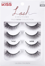 Lash Couture Faux Mink Twilight Multipack by kiss products