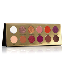 Queen Of Hearts Eyeshadow Palette by Coloured Raine