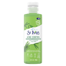 Clear Pore Cleanser Purifying Face Wash With Tea Tree Oil by st ives