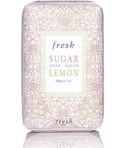 Sugar Lemon Soap by fresh