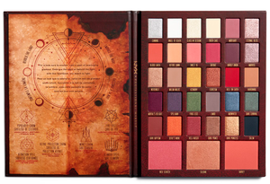 Chilling Adventures Of Sabrina Spellbook Palette by NYX Professional Makeup