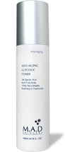 Skincare Anti Aging Glycolic Toner by MAD Skin Care