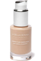 Ultimate Pure Perfection Liquid Mineral Foundation by La Bella Donna
