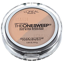 The One Sweep Sculpting Blush by L'Oreal