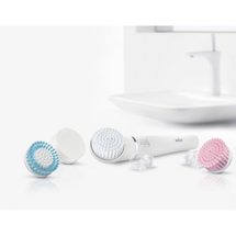 80 Face Replacement Brushes Box by braun