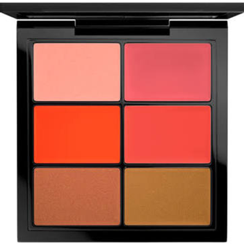 Pro Lip Palette - Editorial Oranges by MAC #2