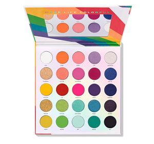 Live In Color Artistry Palette - 25L by Morphe