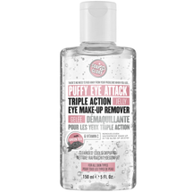 Puffy Eye Attack Triple Action Jelly Eye Makeup Remover by Soap & Glory