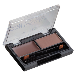 Brow This Way Brow Sculpting Kit - Medium Brown by Rimmel