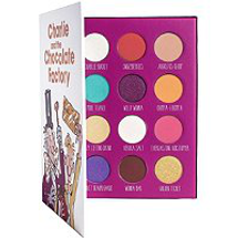 Charlie And The Chocolate Factory Palette by Storybook Cosmetics