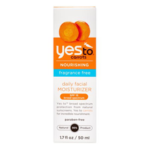Carrots Daily Facial Moisturize by yes to
