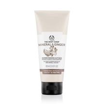 Mineral and Ginger Warming Massage Clay Mask by The Body Shop