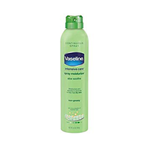 Intensive Care Aloe Soothe Spray Moisturizer by Vaseline