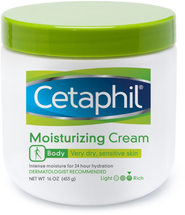 Moisturizing Cream by cetaphil
