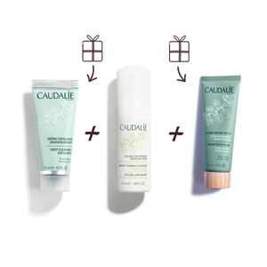 Natural Cleansing Trio by Caudalie