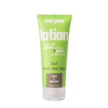 Mint & Coconut Lotion by everyone