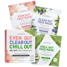 Get Out Face Mask Set by avatara