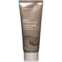 Jeju Volcanic Lava Pore Cleansing Foam  by The Face Shop