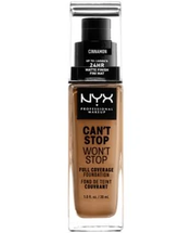 Can't Stop Won't Stop Foundation by NYX Professional Makeup