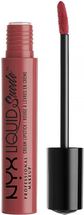 Liquid Suede Cream Lipstick  by NYX Professional Makeup