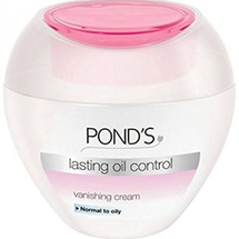 Lasting Oil Control Normal to Oily Vanishing Cream by ponds