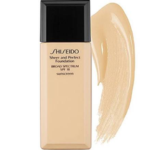 Sheer And Perfect Foundation by Shiseido