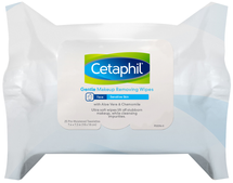 Gentle Makeup Removing Wipes by cetaphil