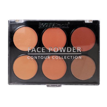 Face Powder Contour Collection - 02 Dark by beauty treats