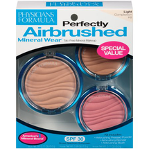 Mineral Wear Flawless Airbrushing Kit by Physicians Formula