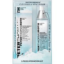 Water Drench Cleanse And Tone Kit by Peter Thomas Roth