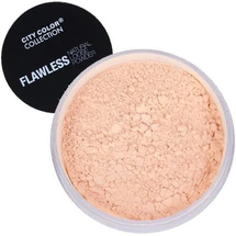 Flawless Natural Loose Powder by city color