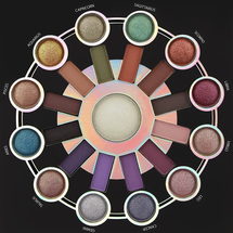 Zodiac 25 Color Eyeshadow And Highlighter Palette by BH Cosmetics