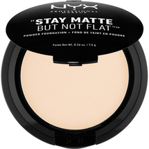 Stay Matte But Not Flat Powder Foundation by NYX Professional Makeup