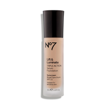 Lift & Luminate Triple Action Serum Foundation SPF 15 by no7